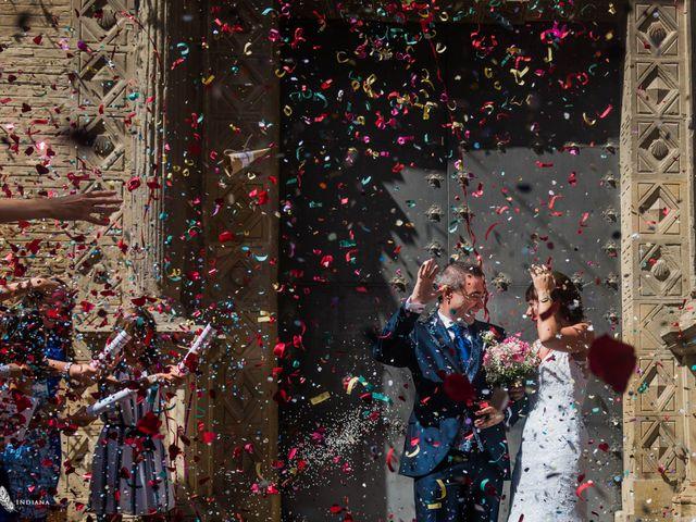 La boda de Rubén y Patri en Huesca, Huesca 39