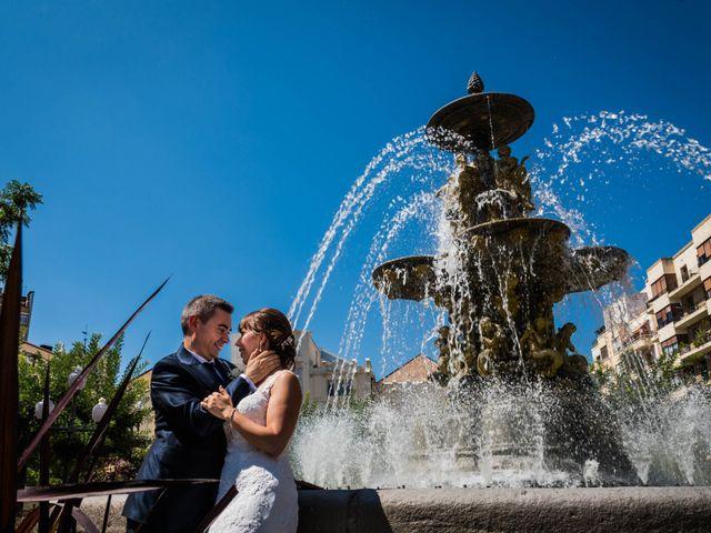 La boda de Rubén y Patri en Huesca, Huesca 45