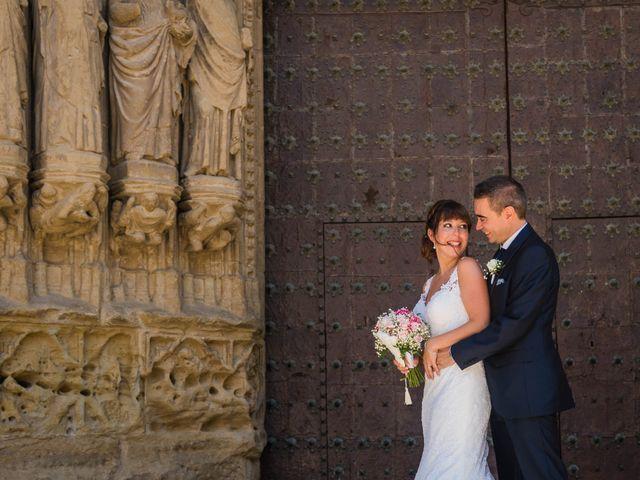 La boda de Rubén y Patri en Huesca, Huesca 57