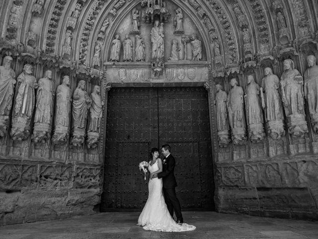 La boda de Patri y Rubén
