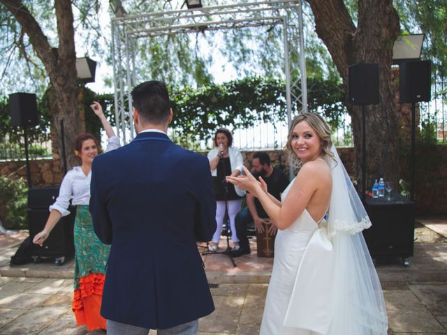 La boda de Ruben y Anamaria en Viator, Almería 9