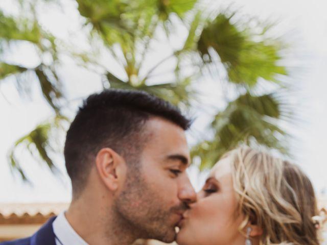 La boda de Ruben y Anamaria en Viator, Almería 10