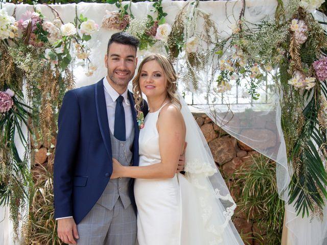 La boda de Ruben y Anamaria en Viator, Almería 11