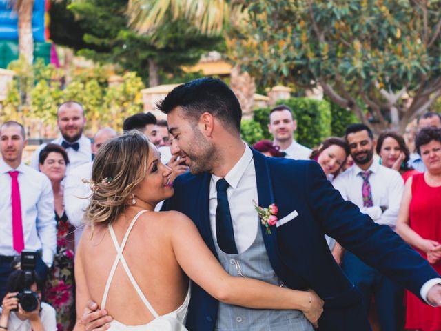 La boda de Ruben y Anamaria en Viator, Almería 12