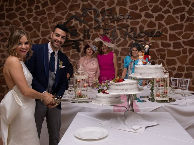 La boda de Ruben y Anamaria en Viator, Almería 13