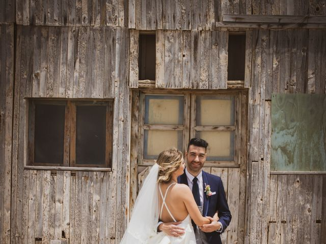 La boda de Anamaria y Ruben