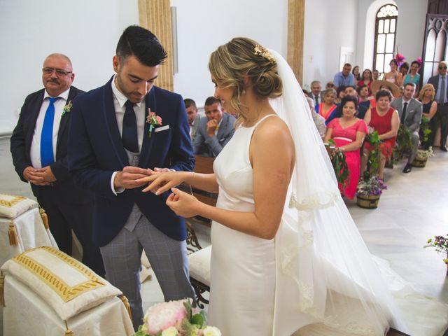La boda de Ruben y Anamaria en Viator, Almería 16
