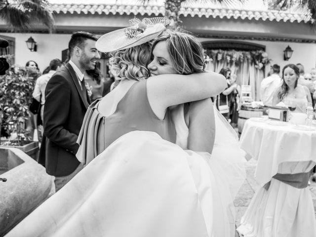 La boda de Ruben y Anamaria en Viator, Almería 18