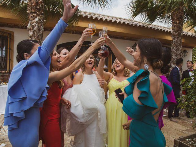 La boda de Ruben y Anamaria en Viator, Almería 19