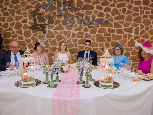 La boda de Ruben y Anamaria en Viator, Almería 22
