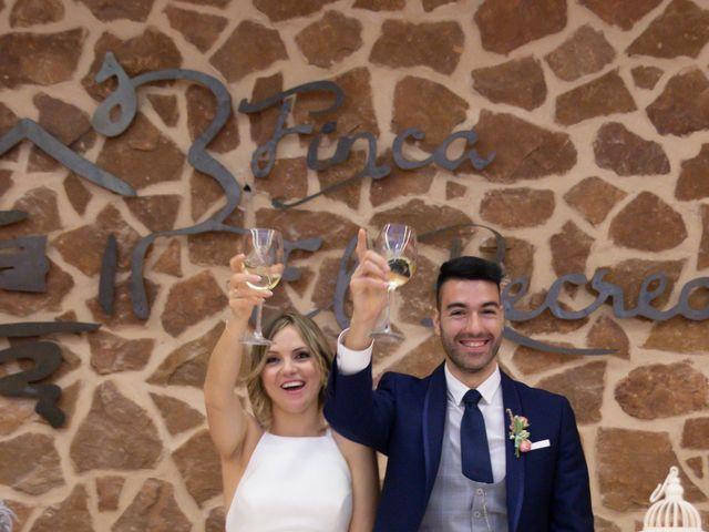 La boda de Ruben y Anamaria en Viator, Almería 23