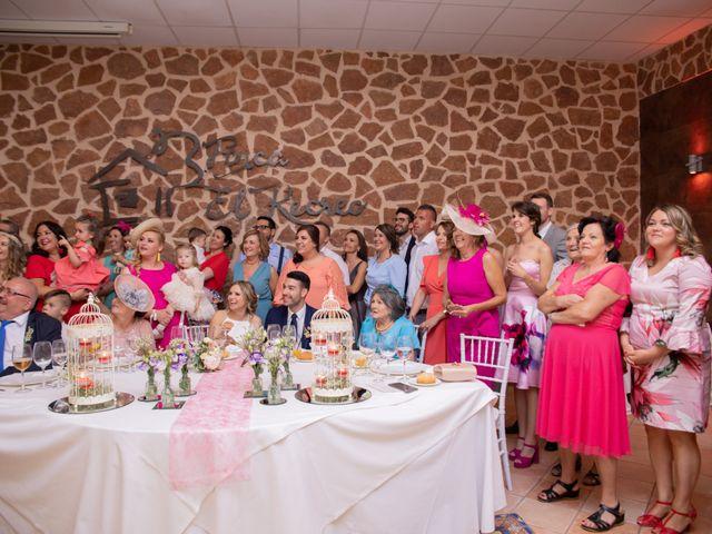 La boda de Ruben y Anamaria en Viator, Almería 24