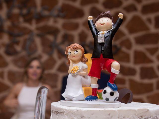 La boda de Ruben y Anamaria en Viator, Almería 29