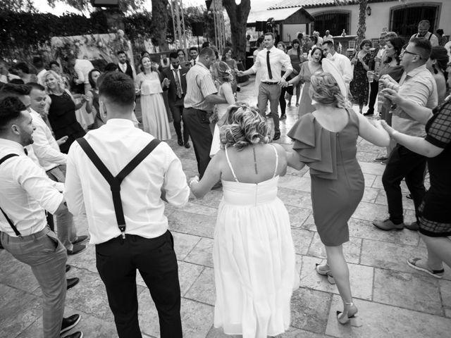 La boda de Ruben y Anamaria en Viator, Almería 31