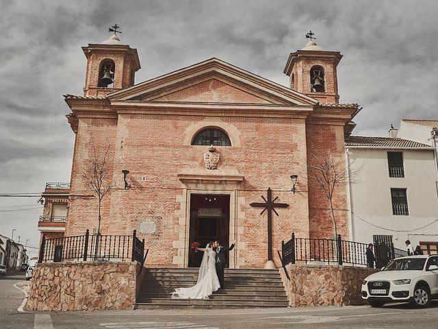 La boda de Paqui y David