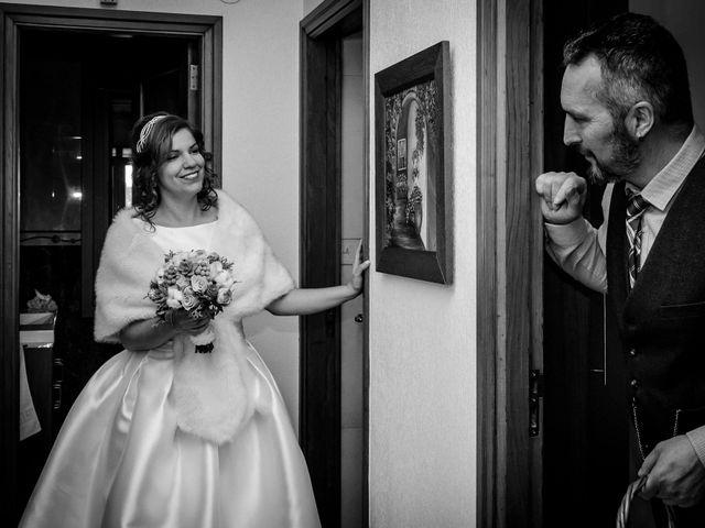 La boda de Gregorio y Alba en Vilagarcía de Arousa, Pontevedra 15