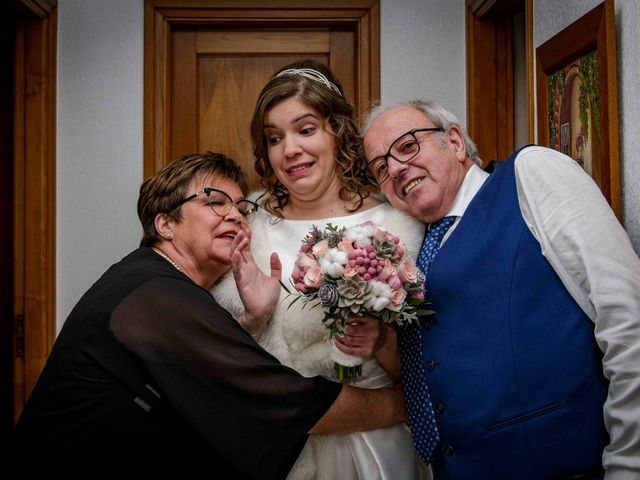 La boda de Gregorio y Alba en Vilagarcía de Arousa, Pontevedra 16