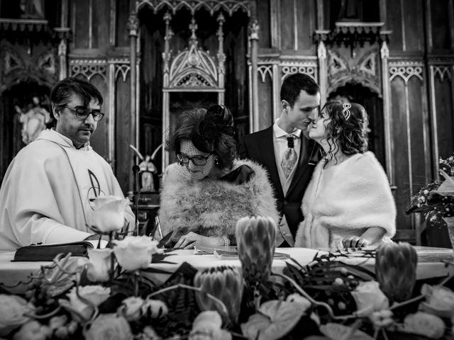 La boda de Gregorio y Alba en Vilagarcía de Arousa, Pontevedra 23