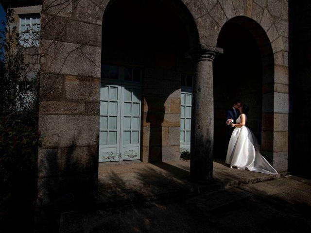 La boda de Gregorio y Alba en Vilagarcía de Arousa, Pontevedra 27