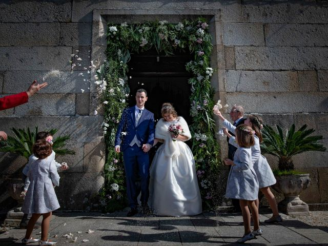La boda de Gregorio y Alba en Vilagarcía de Arousa, Pontevedra 26