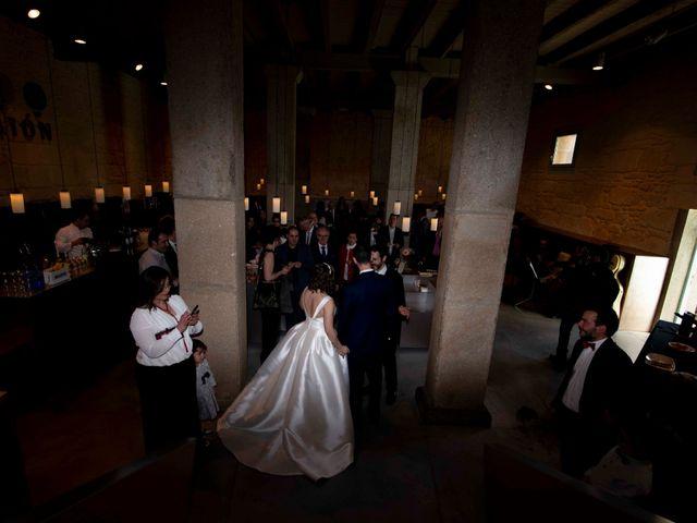 La boda de Gregorio y Alba en Vilagarcía de Arousa, Pontevedra 37