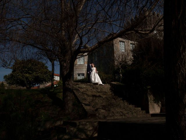 La boda de Gregorio y Alba en Vilagarcía de Arousa, Pontevedra 33