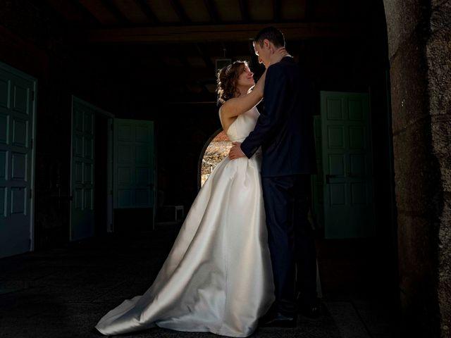 La boda de Gregorio y Alba en Vilagarcía de Arousa, Pontevedra 1