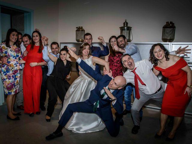 La boda de Gregorio y Alba en Vilagarcía de Arousa, Pontevedra 50