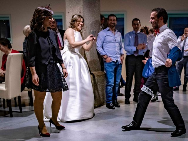 La boda de Gregorio y Alba en Vilagarcía de Arousa, Pontevedra 48