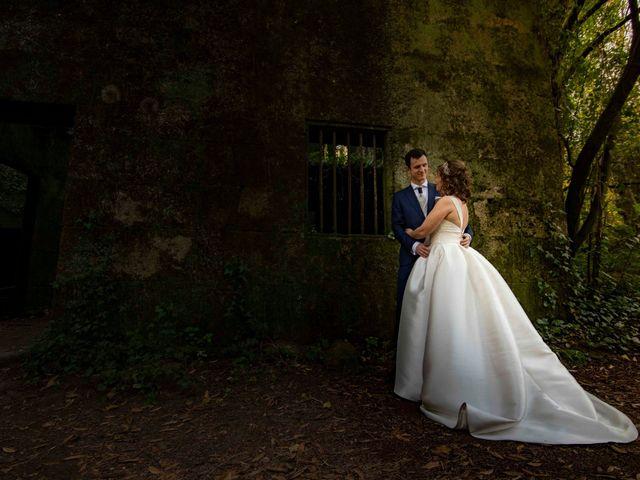 La boda de Gregorio y Alba en Vilagarcía de Arousa, Pontevedra 55