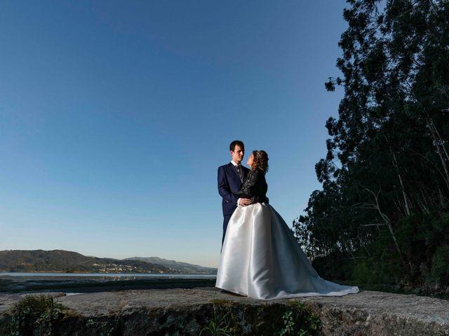 La boda de Gregorio y Alba en Vilagarcía de Arousa, Pontevedra 54