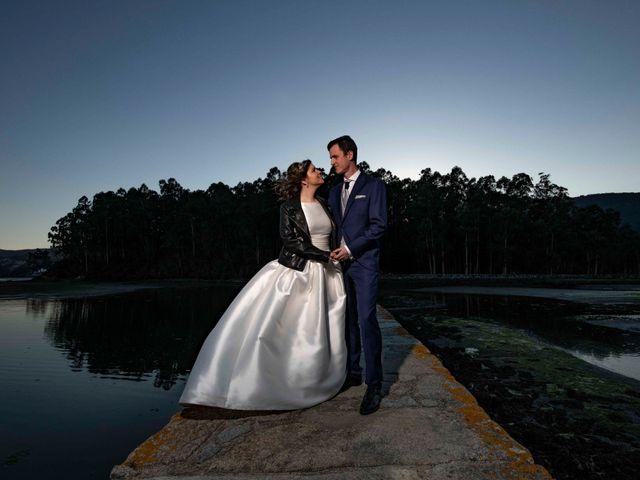 La boda de Gregorio y Alba en Vilagarcía de Arousa, Pontevedra 53