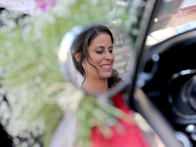 La boda de Jose y Alba en Montcada I Reixac, Barcelona 3
