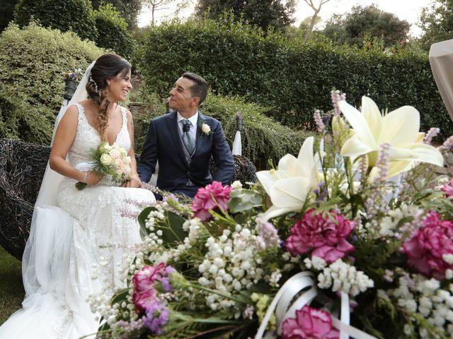 La boda de Jose y Alba en Montcada I Reixac, Barcelona 4