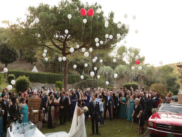 La boda de Jose y Alba en Montcada I Reixac, Barcelona 5