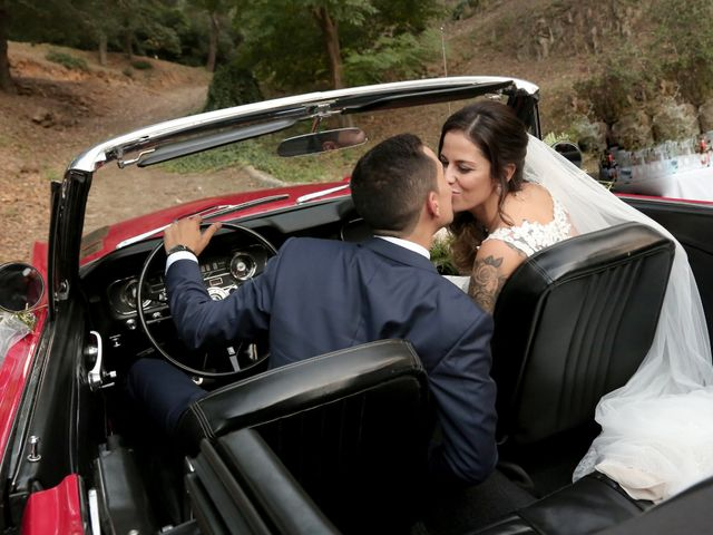 La boda de Jose y Alba en Montcada I Reixac, Barcelona 8