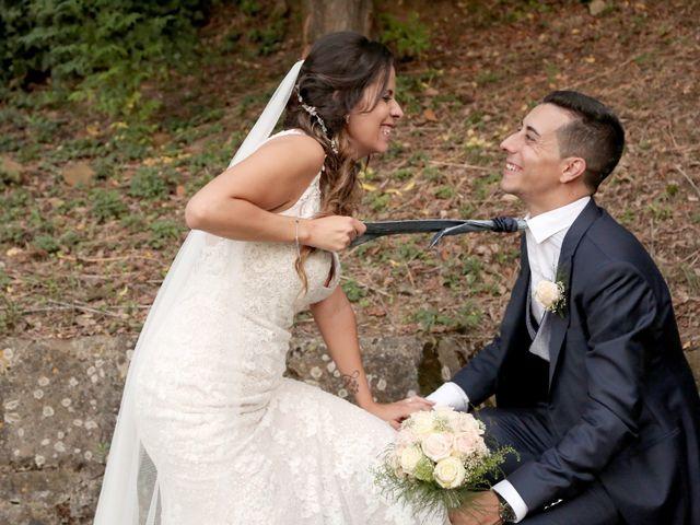 La boda de Jose y Alba en Montcada I Reixac, Barcelona 10