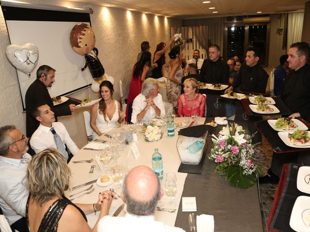 La boda de Jose y Alba en Montcada I Reixac, Barcelona 16