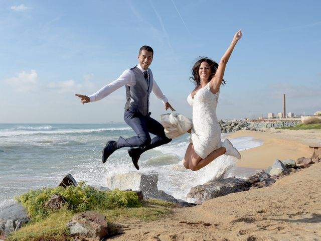 La boda de Jose y Alba en Montcada I Reixac, Barcelona 22