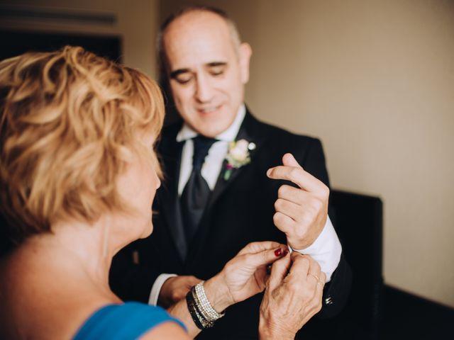 La boda de Javier y Cristina en Santa Coloma De Farners, Girona 14