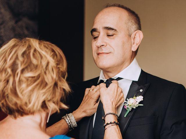 La boda de Javier y Cristina en Santa Coloma De Farners, Girona 17