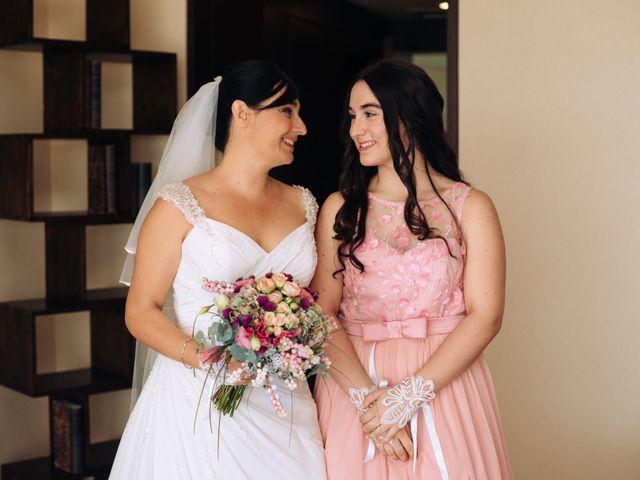 La boda de Javier y Cristina en Santa Coloma De Farners, Girona 30
