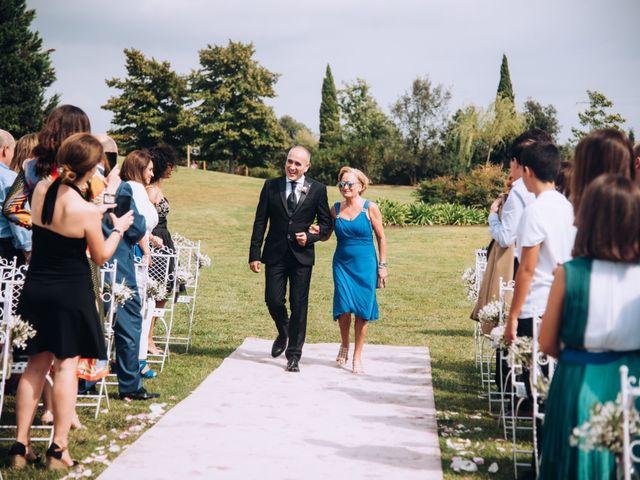 La boda de Javier y Cristina en Santa Coloma De Farners, Girona 36