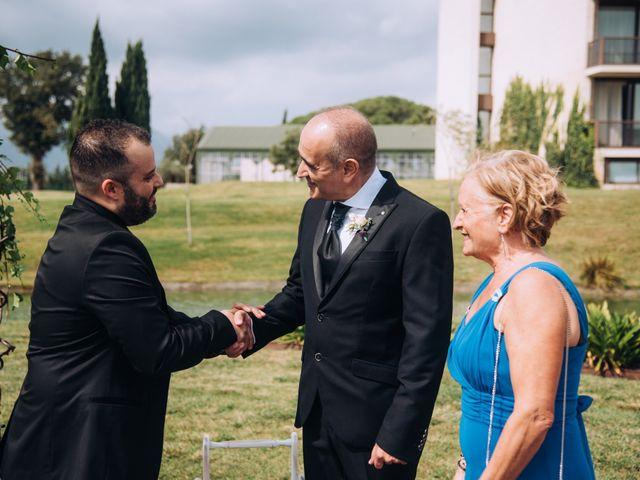 La boda de Javier y Cristina en Santa Coloma De Farners, Girona 37