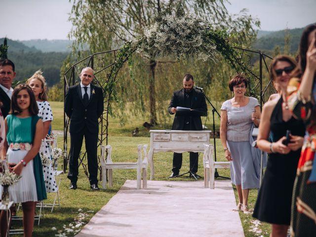 La boda de Javier y Cristina en Santa Coloma De Farners, Girona 39