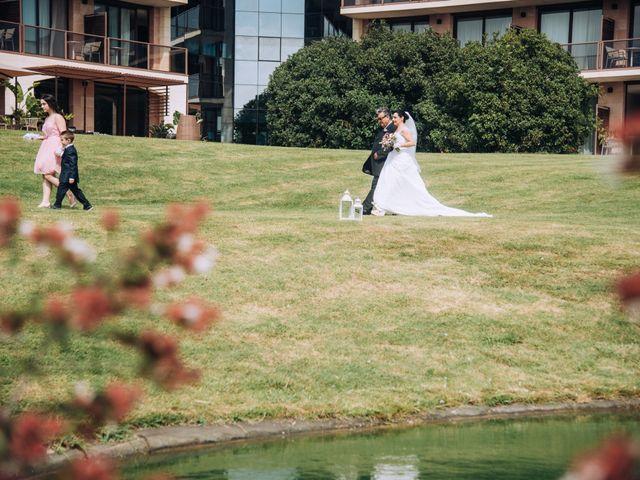 La boda de Javier y Cristina en Santa Coloma De Farners, Girona 40