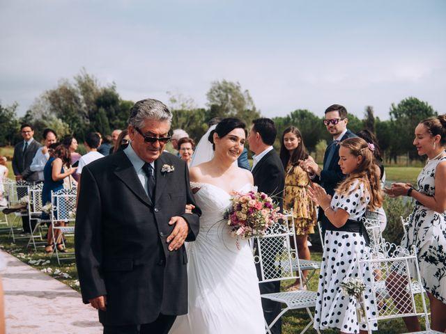 La boda de Javier y Cristina en Santa Coloma De Farners, Girona 41
