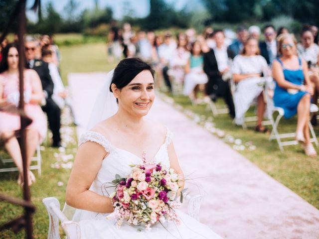 La boda de Javier y Cristina en Santa Coloma De Farners, Girona 43