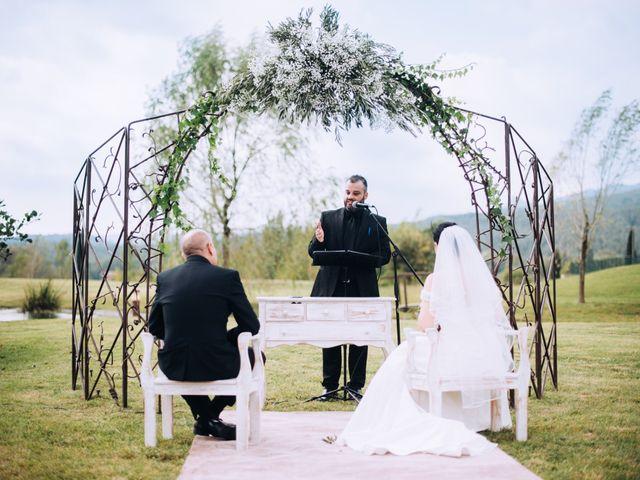 La boda de Javier y Cristina en Santa Coloma De Farners, Girona 46