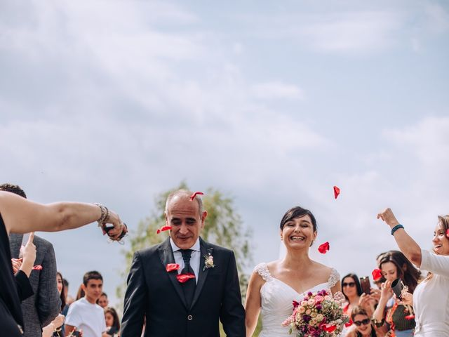 La boda de Javier y Cristina en Santa Coloma De Farners, Girona 51